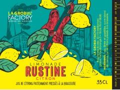 "F01 - Limonade citron 33cl : ""Rustine citron"""